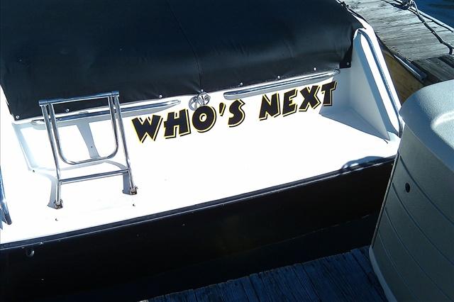 Boat Lettering Do It Yourself Vinyl Lettering Boat