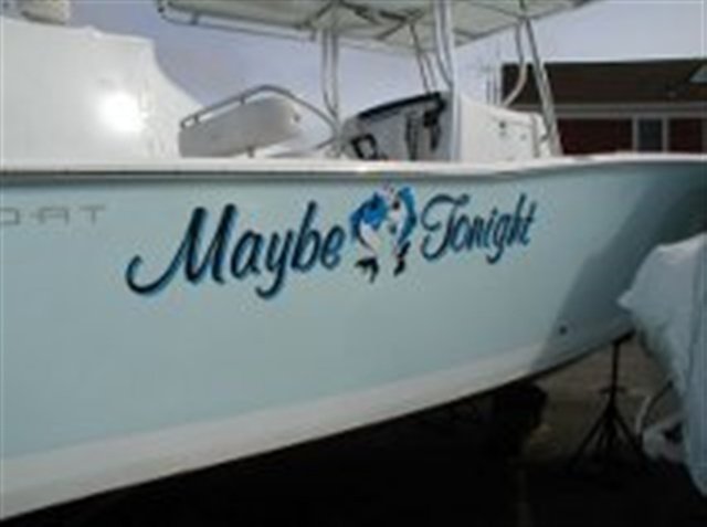 Below Please Find Samples Of Boat Names Graphics Decals And Signs