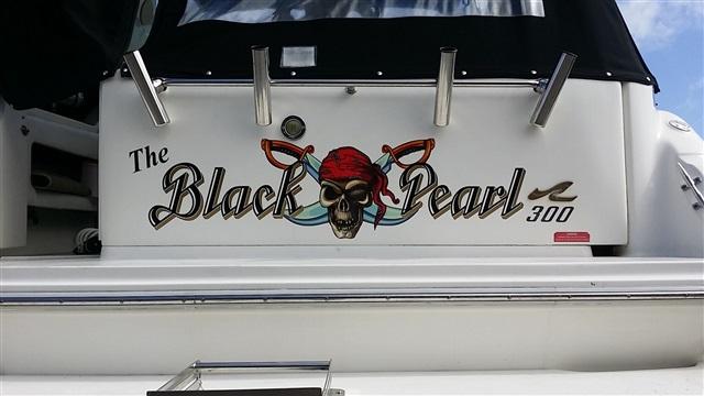 BOAT LETTERINGDO IT YOURSELFVINYL LETTERINGBOAT GRAPHICSCUSTOM - Vinyl decals boat names